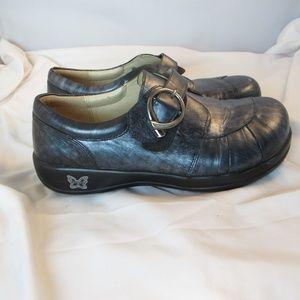 ALEGRIA KHLOE IRON STREAK comfort shoes 9 9.5